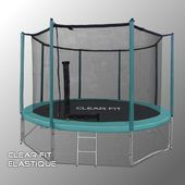 Батут Clear Fit Elastique 10ft