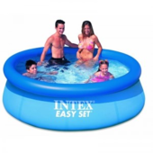 Надувной бассейн Intex Easy Set Pool 28110 | 56970, 244х76 см