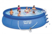 Надувной бассейн Intex Easy Set Pool 56414, 457х91 см
