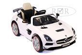 Электромобиль Mercedes-Benz SLS A333AA-WHITE