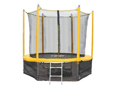 Батут Optifit Sun Like 10FT 3,05 М Желтый 1