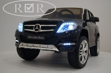 Электромобиль Mercedes-Benz GLK300-BLACK 7