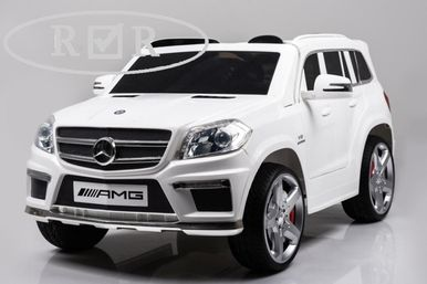 Электромобиль Mercedes-Benz GL63(LS628)-WHITE