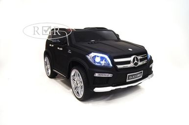 Электромобиль Mercedes-Benz GL63-BLACK-MATT 7