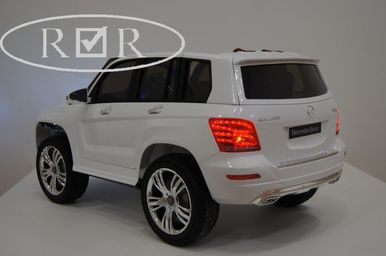 Электромобиль Mercedes-Benz GLK300-WHITE 5