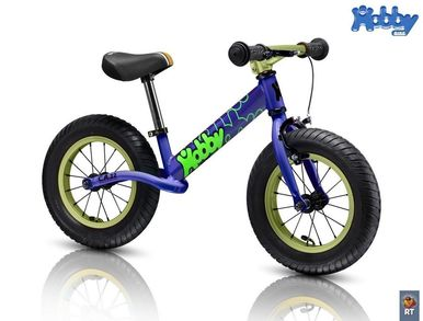 Велобалансир+беговел Hobby-bike RT original BALANCE Twenty two 22 purple aluminium   3