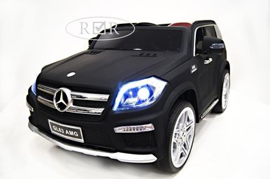 Электромобиль Mercedes-Benz GL63-BLACK-MATT