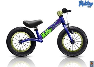 Велобалансир+беговел Hobby-bike RT original BALANCE Twenty two 22 purple aluminium   2