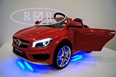 Электромобиль Mercedes-Benz A777AA-RED 5