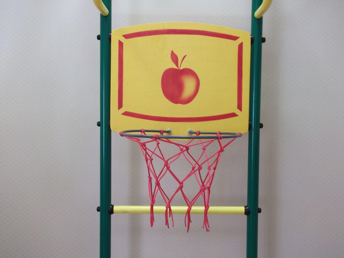Детский баскетбольный щит с кольцом для дома своими руками 45